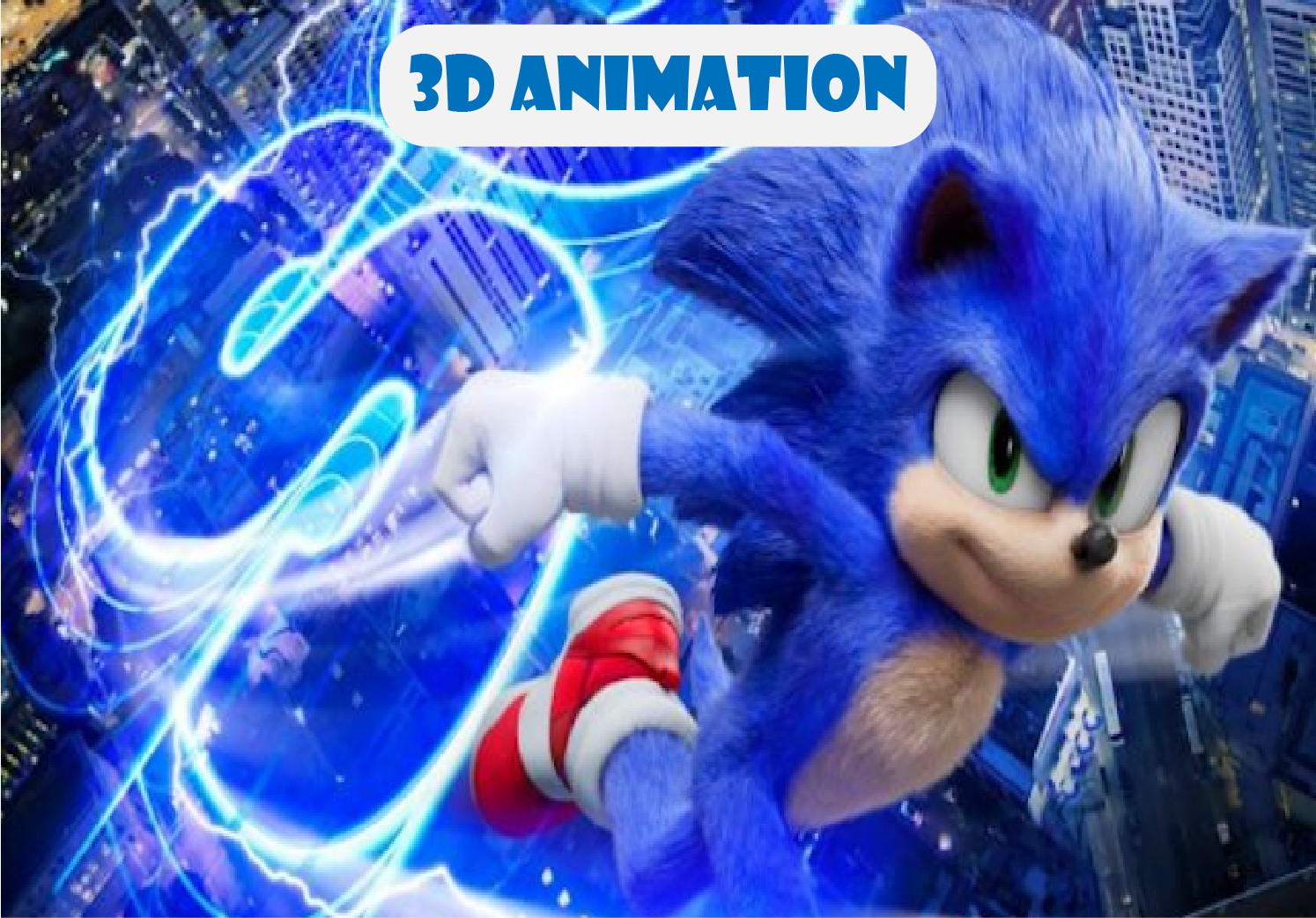 3D Animation future in world market