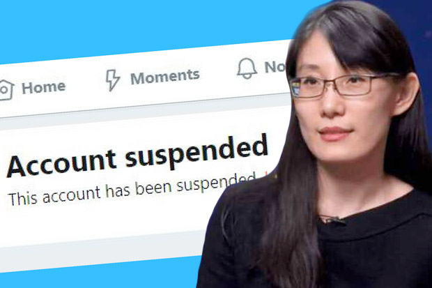 After showing the evidence, Li Meng Yan's Twitter account was suspended - World Today News