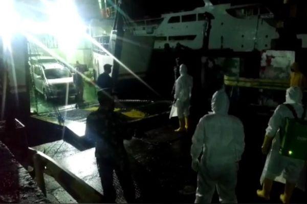 Pasien COVID-19 Kabur Naik Kapal Ferry, Seluruh Penumpang Terpaksa Dikarantina