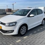 Used Volkswagen Polo Ad Year 2013 132658 Km Reezocar