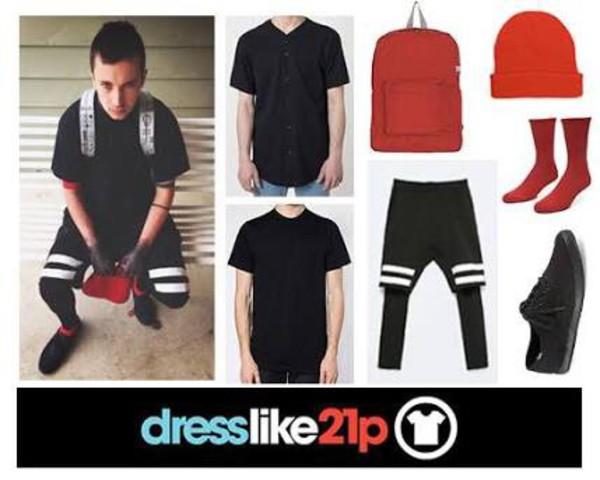 Image Result For Dress Like Twenty One Pilots