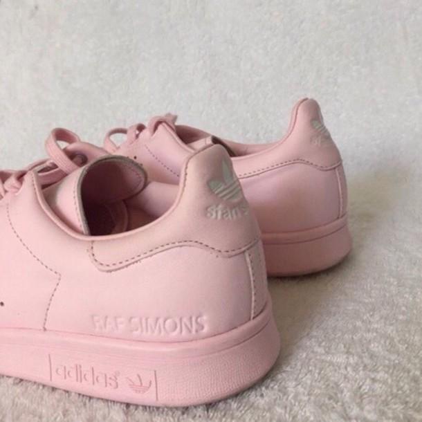 Adidas Stan Smith Rose 1