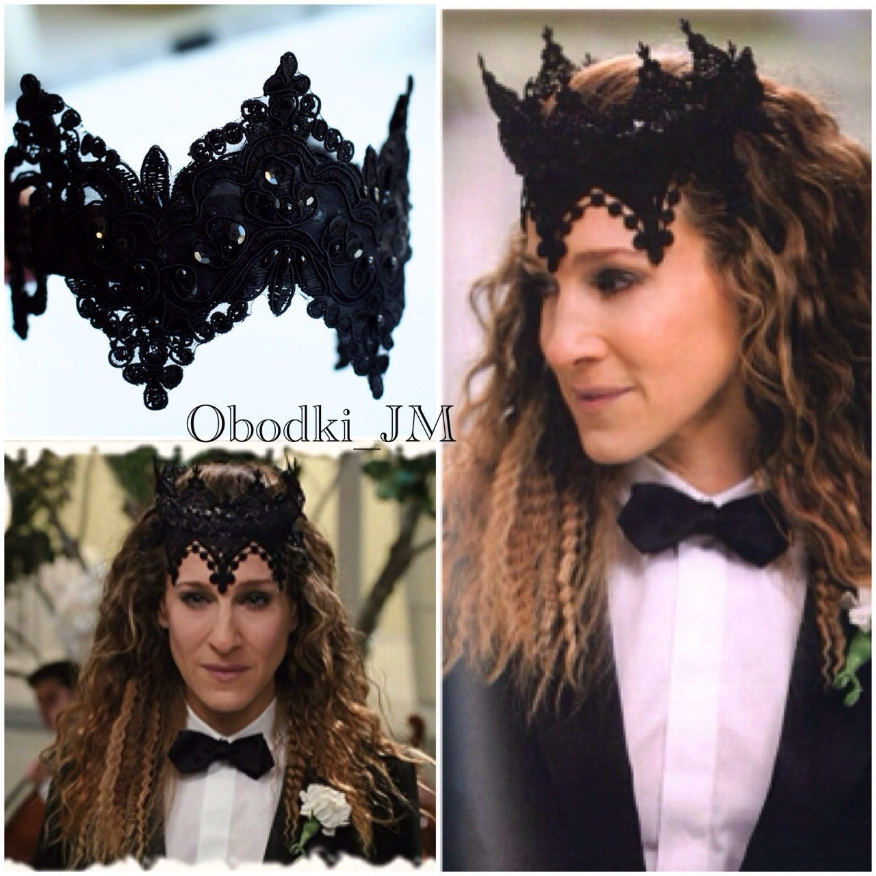 Wedding Crown Sex And The City Carrie Bradshaw Sarah