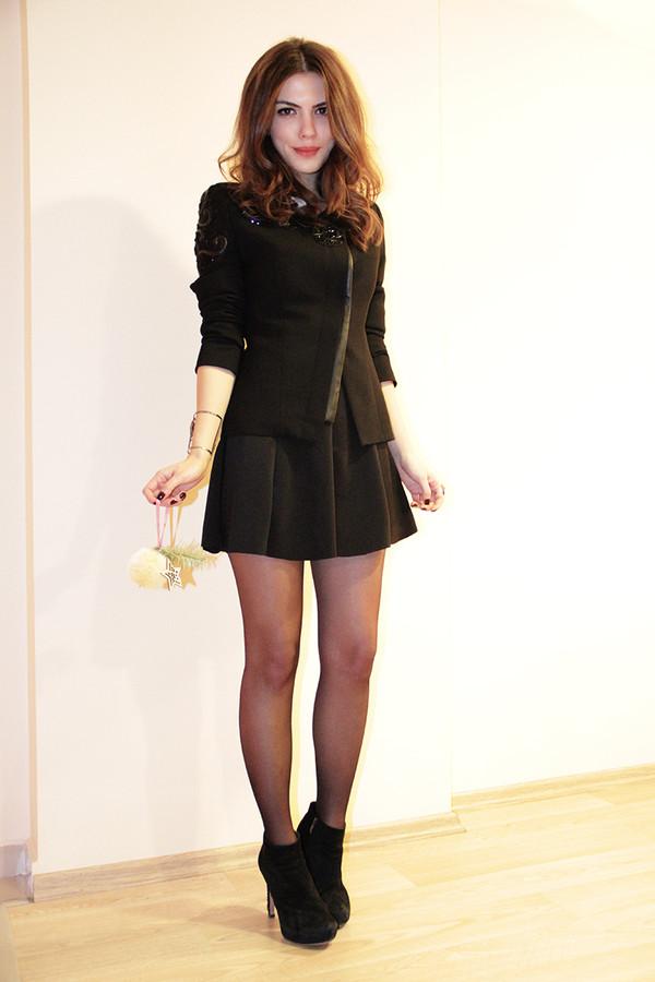 FLARED MINI SKIRT Skirts WOMAN ZARA Turkey