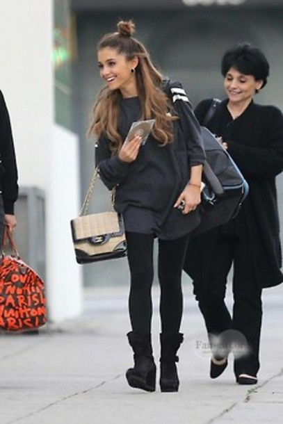 T Shirt Ariana Grande Clothes Shirt Sweatshirt