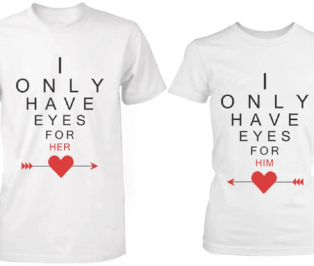 Shirt Gift Ideas Gift For Wife White T Shirt Couple Couple Shirts Couple Shirt Valentines