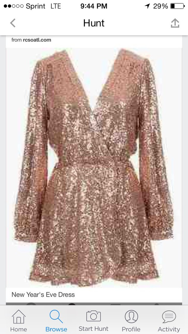 Honey Punch Womens Sequins Wrap Dress At Amazon Womens