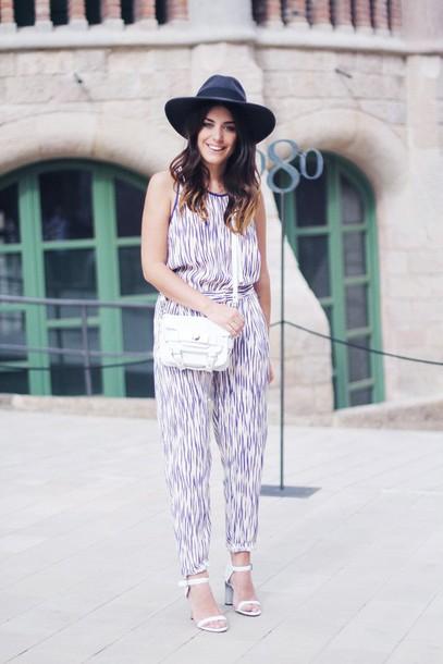 aefec112df29 Dulceida Bag Shoes Hat Jumpsuit Summer Outfits Clutch White