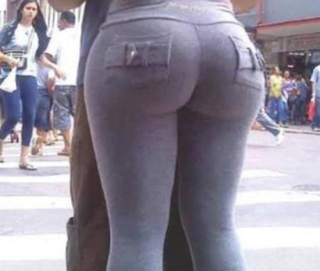 Pants Yoga Pants Butt Pockets Grey Booy Butt