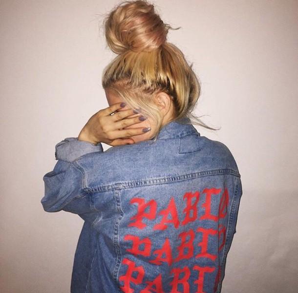 Tumblr Girl Jacket Jean