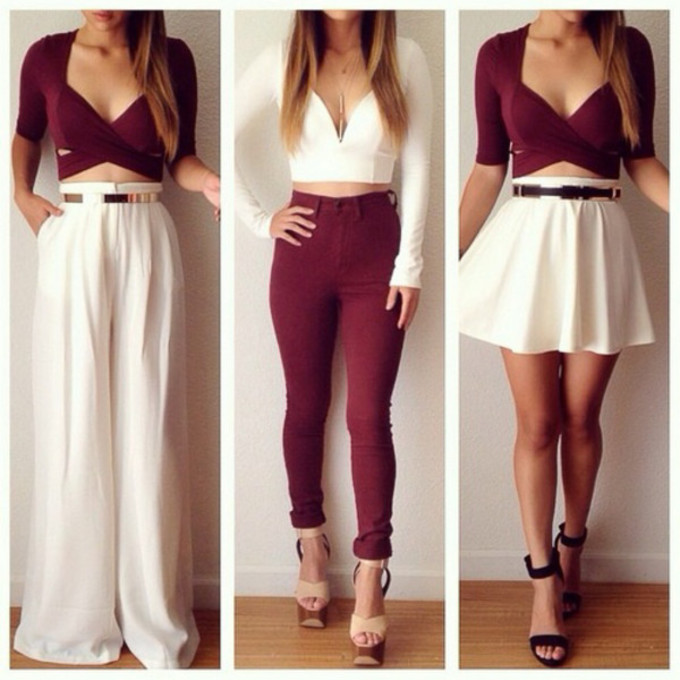 d9834137163f00 http   picture-cdn.wheretoget.it qacr4t-l-c680x680-t+shirt -belt-jumpsuit-burgundy+crop-ipadiphonecase+com-skirt-white+skirt-jeans- white+crop+tops-burgundy- ...