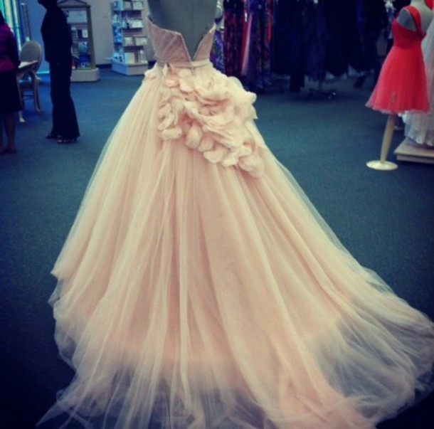 Enchanted Forest Themed Prom Dresses
