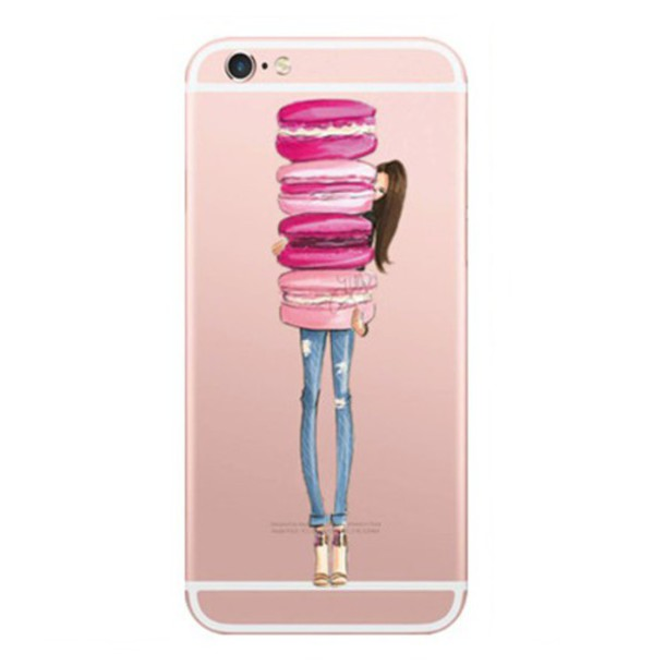 Phone Cover Her Teen Dream Pink Rose Gold Iphone 6