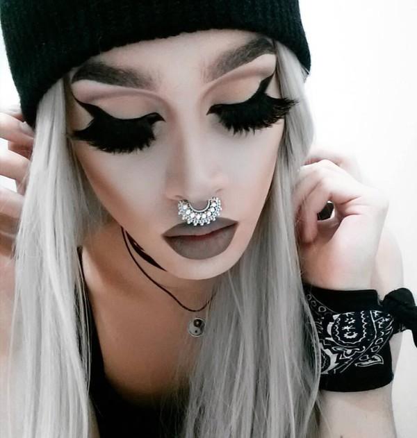 Nail Accessories Make Up Grunge Scene Soft Grunge Emo