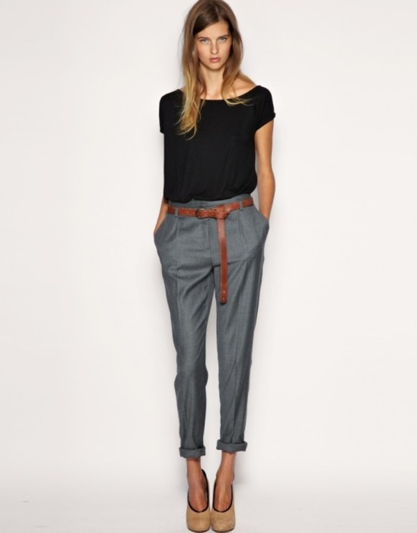 GUIPURE LACE TROUSERS Trousers Woman ZARA Spain 50