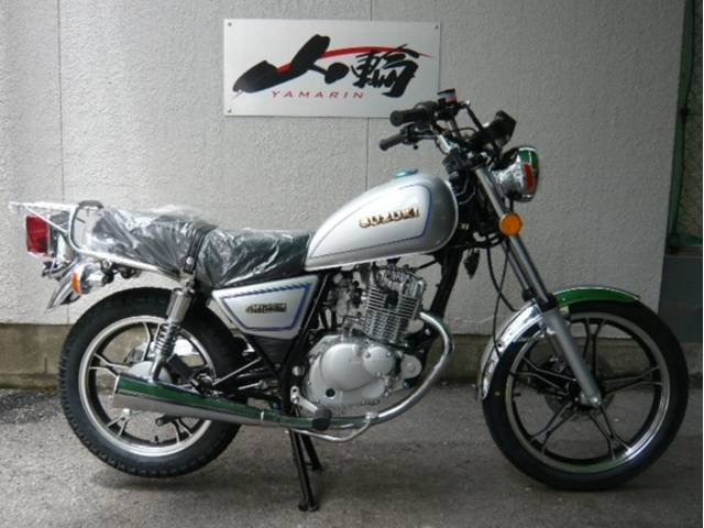 Old Kawasaki Motorcycles