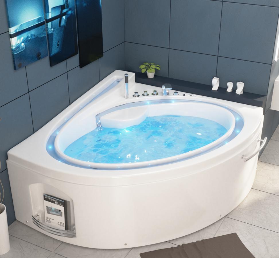 Whirlpool Einlage Badewanne