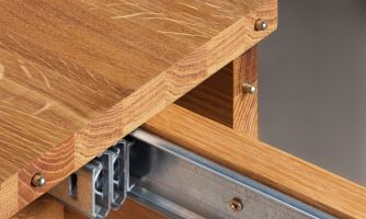 Esstisch Tisch ausziehbar MAISON Eiche massiv 200/500x100 ...