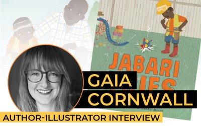Gaia Cornwall – Jabari Tries