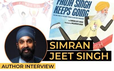 Simran Jeet Singh – Fauja Singh Keeps Going
