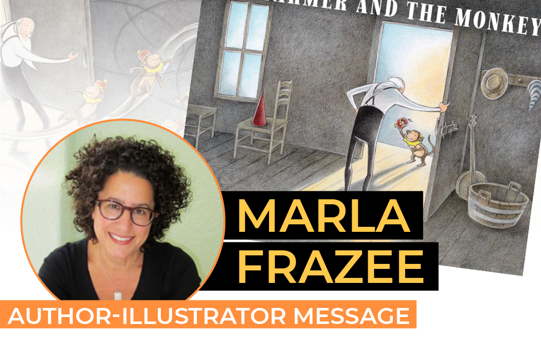 Marla Frazee – The Farmer and The Monkey