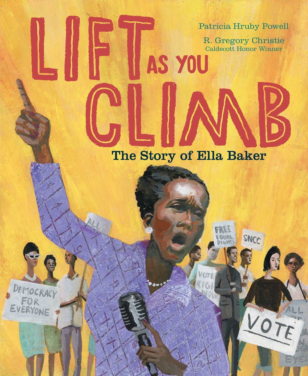 Lift As You Climb Picture Book