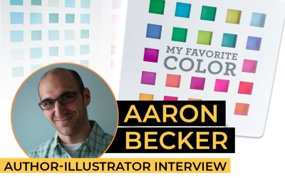 Aaron Becker – My Favorite Color