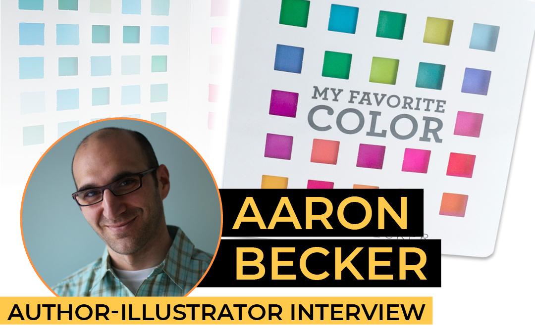 Aaron Becker My Favorite Color