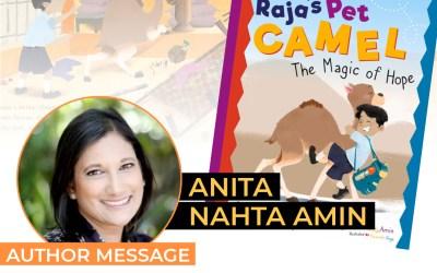 Anita Nahta Amin – Raja's Pet Camel