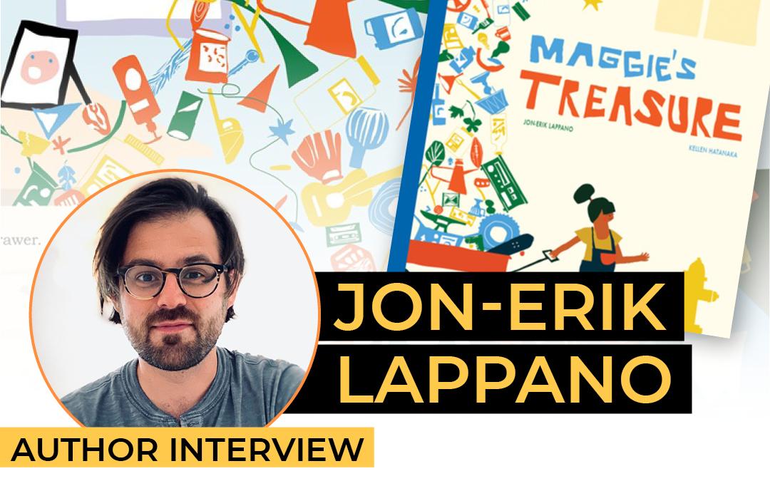 Jon-Erik Lappano – Maggie's Treasure