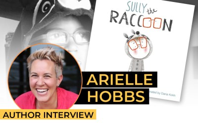 Arielle Hobbs – Sully the Raccoon