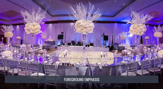 7 Steps For Photographing Wedding Reception Details