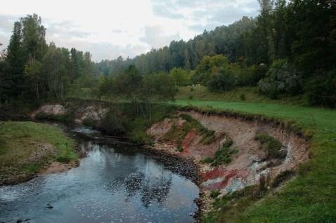 an der Amata - Gauja NP/Latvia