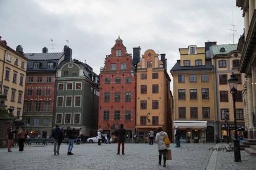 Stortorget - Gamla Stan - Stockholm