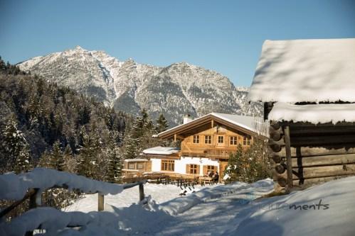Kaiserschmarrn Hütte / Graseck