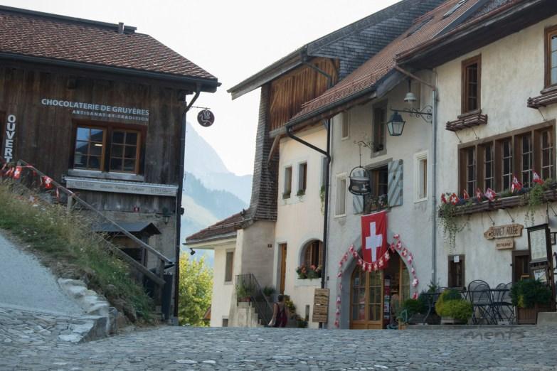 Gruyère - Schweiz