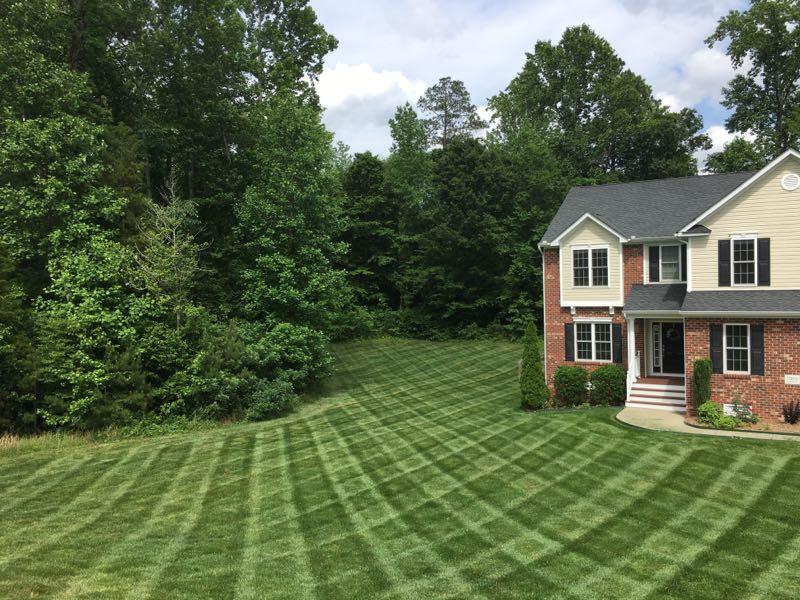 Martin's Grant Lawn Care