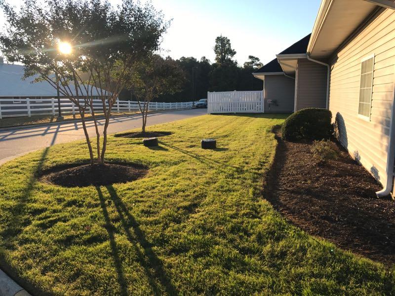 Gardens At Bellgrade Lawn Care