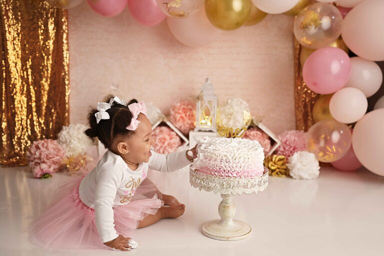 Nyc Cake Smash Photography Picture Perfect Brooklyn Ny