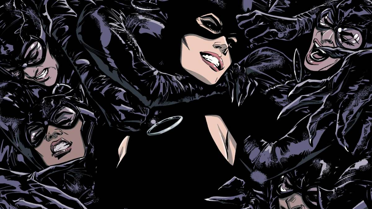 The Evolution Of Catwoman's Catsuit