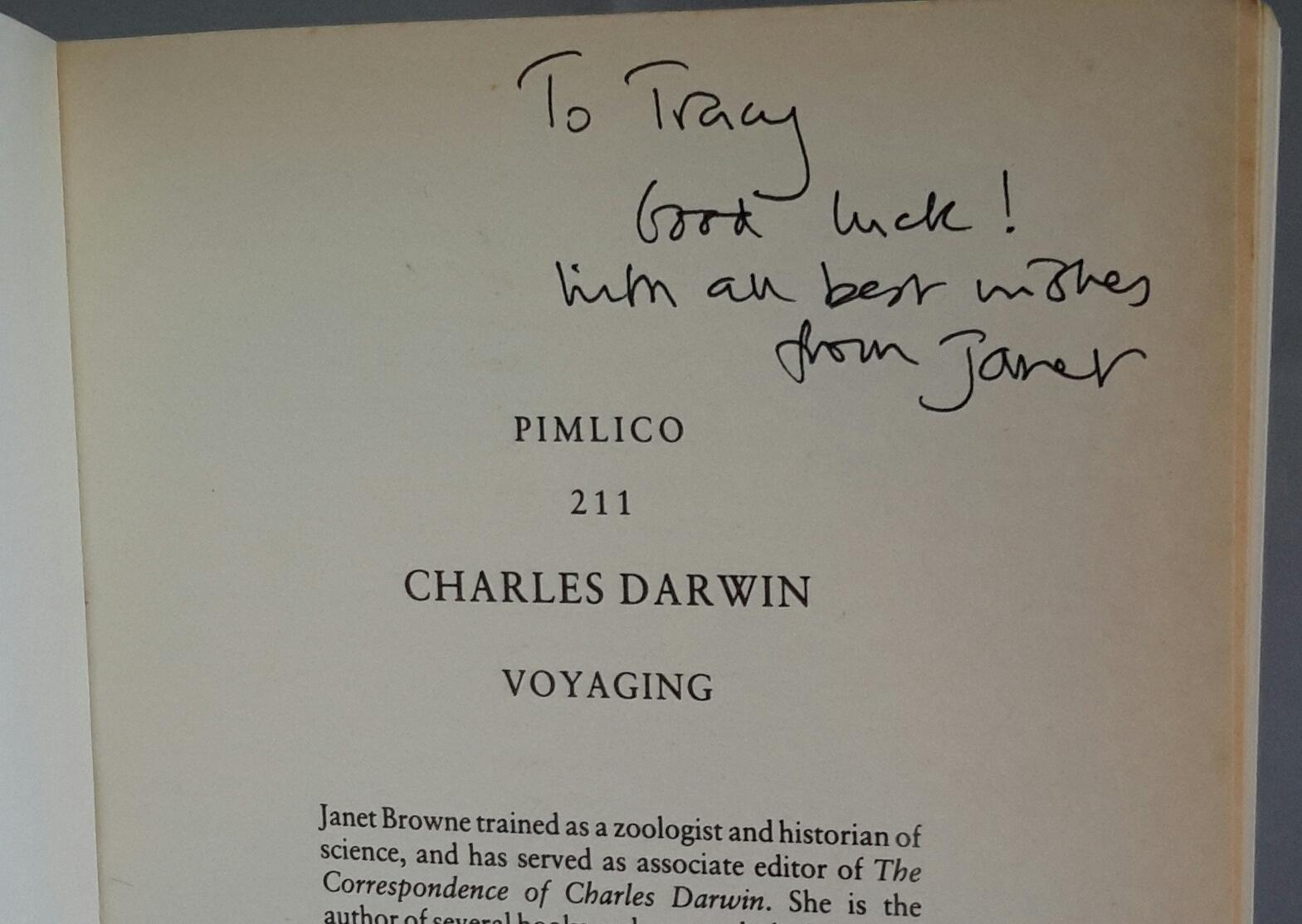 Charles Darwin Voyaging Volume 1 Of A Biography By