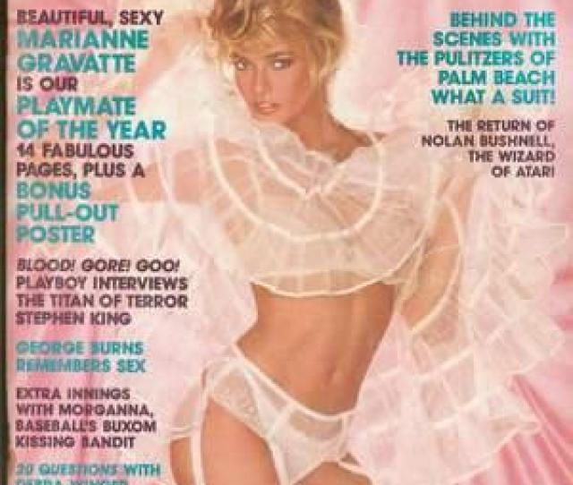 Playboy Magazine Volume 30  Debra Winger