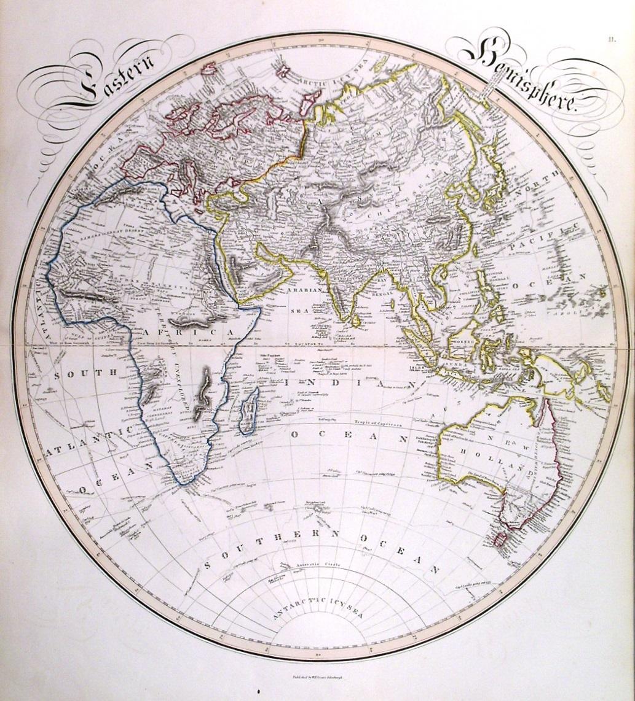 Western Hemisphere And Eastern Hemisphere Double
