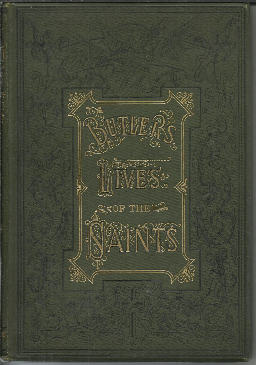 Butler S Lives Of The Saints Division 6 By Butler