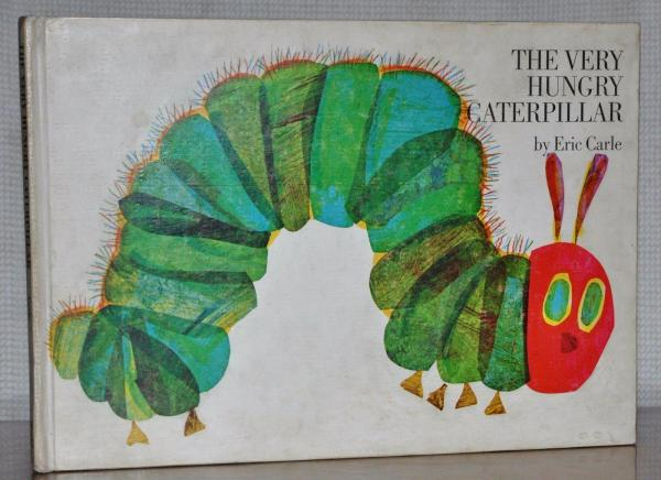 the very hungry caterpillar # 8