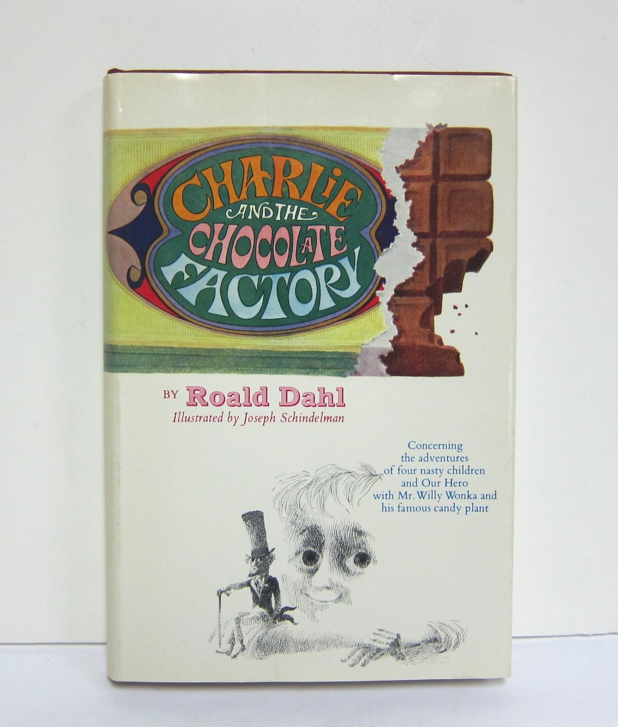 Charlie And The Chocolate Factory By Dahl Roald New