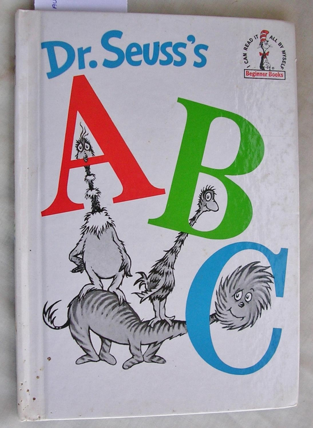Dr Seuss S Abc Can Read It All By Myself Beginner Book