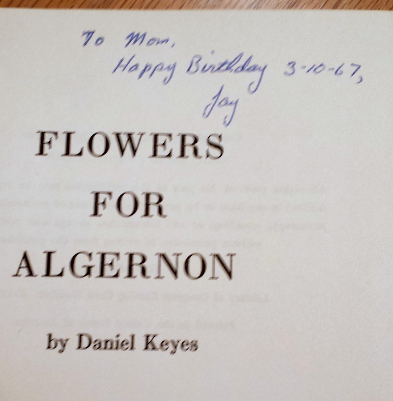 Flowers For Algernon Happy Ending