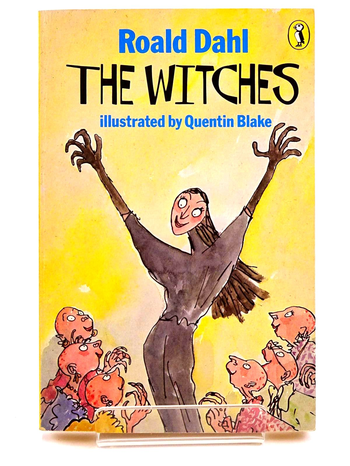 The Witches By Dahl Roald Very Good Softcover Signed
