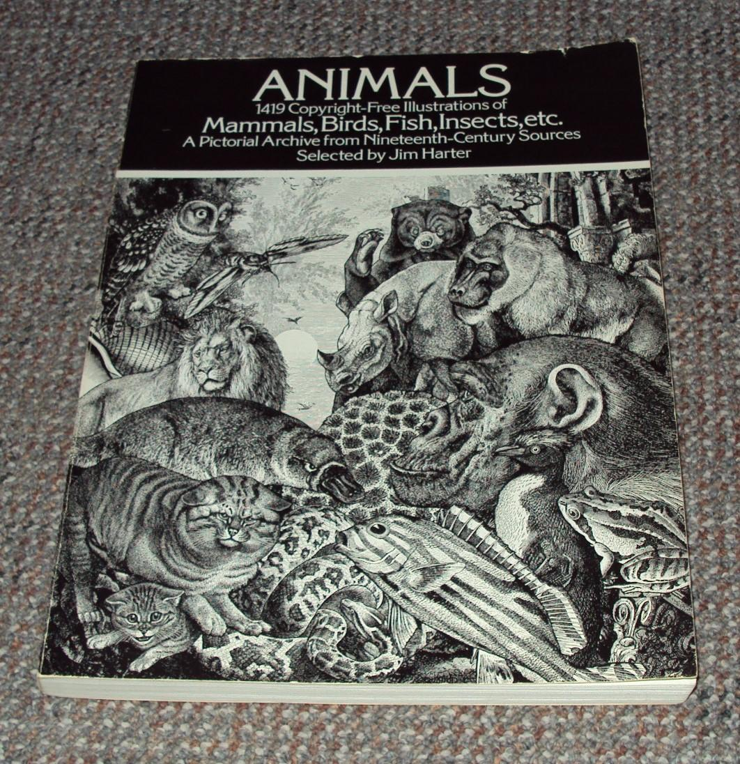 Animals 1 419 Copyright Free Illustrations Of Mammals